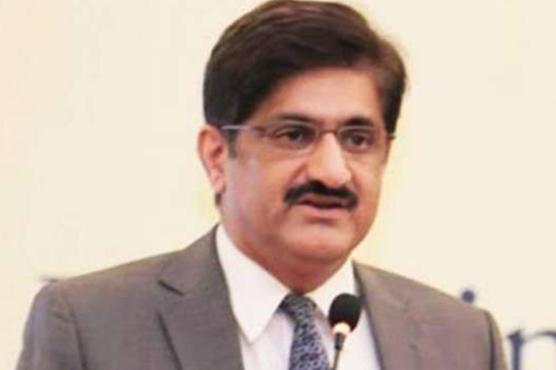 پاکستان اسٹیل کا آکسیجن پلانٹ فعال کریں گے :مراد علی شاہ