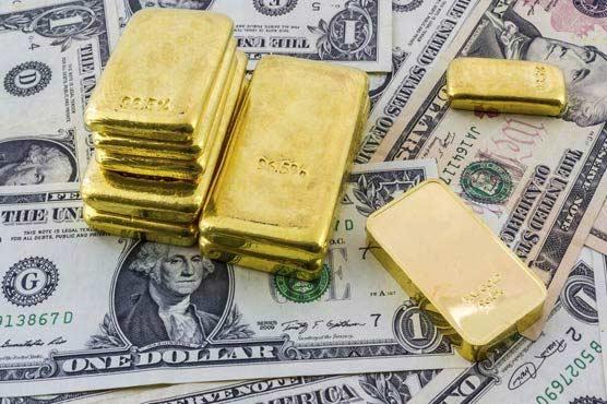 انٹربینک میں ڈالر سستا،اوپن مارکیٹ میں مہنگا،سونا مستحکم