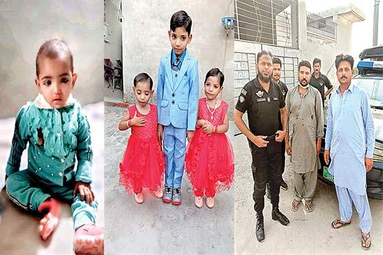 عید کیلئے کپڑے نہیں لاسکتا، باپ نے 3 بیٹیوں، ایک بیٹے کو نہر میں پھینک دیا