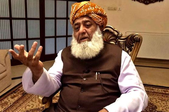 فضل الرحمن کی پیپلزپارٹی  کے بغیر ہی پی ڈی ایم برقرار  رکھنے پر مشاورت