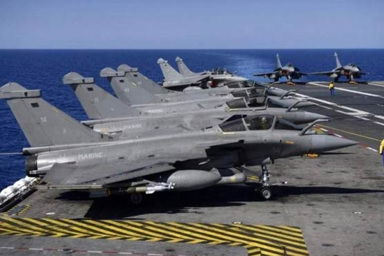 مصرنے فرانس سے 30رافیل  طیارے خریدلئے