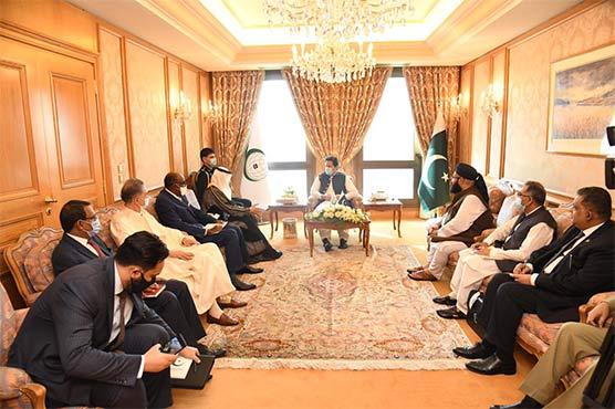 جلد نیا پاکستان سامنے آئیگا : مافیا کیخلاف عوام ہمارے ساتھ، ان سے آزادی میں تھوڑا وقت لگے گا اب تبدیلی کو کوئی نہیں روک سکتا : وزیراعظم