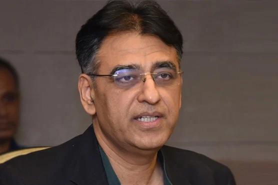 تھائی شہریوں کو پاکستان سے بھارتی  وائرس لگنے کا امکان ہی نہیں:اسد عمر