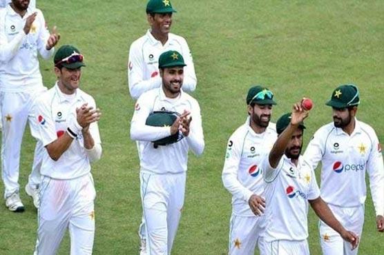 قومی کرکٹ ٹیم کی چارٹرڈ فلائٹ سے بدھ کو لاہور واپسی