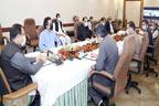 وزیراعلیٰ کی زیر صدارت اجلاس ، وفاقی وزرا کی شرکت ، پنجاب : میگا منصوبوں میں علاقائی ضروریات کو مد نظر رکھا جائیگا : بزدار