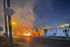 کربلا :ایرانی قونصلیٹ پر حملہ،گیٹ نذرآتش،مظاہرے