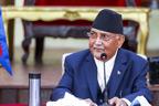 نیپالی وزیر اعظم پارلیمنٹ سے  اعتماد کا ووٹ لینے میں ناکام