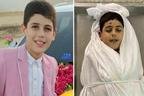 اسرائیلی حملے میں شہید 11 سالہ حمزہ کی مسکراتی تصویر وائرل