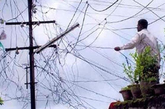 جنوبی پنجاب:ایک روز میں  139بجلی چور پکڑے گئے