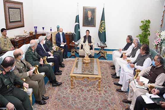 دہشتگردی مشترکہ دشمن : پاکستان ، ایران کا اکٹھے کام کرنے پر اتفاق