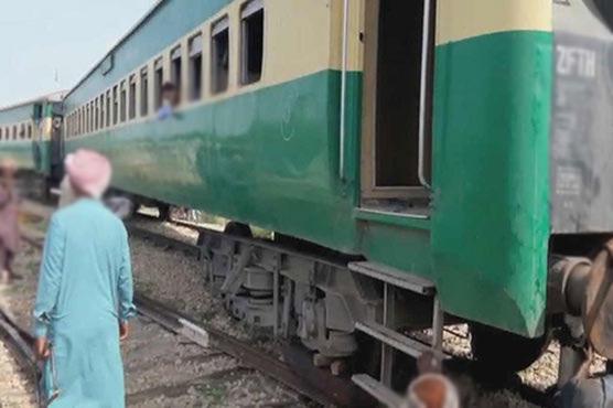 نصیر آباد:ٹرین تلے آکر 45سالہ شخص جاں بحق