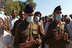 میانوالی: اے ایس آئی کی نماز جنازہ ادا کر دی گئی