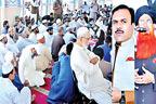 تاجر وفد کی شیخ راشد شفیق سے ملاقات، مسائل پیش کئے