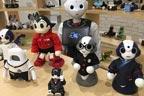 جاپان،انسانوں کے بجائے روبوٹس کے کپڑوں کی دکان