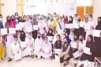 ویمن یونیورسٹی ملتان کی طالبات کی مختلف مقابلوں میں کامیابیاں