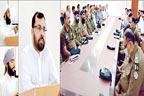 ضلعی پولیس کے زیراہتمام  سیرت النبی ؐ کانفرنس کا انعقاد