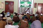 پولیس لائن بھکر میں سیرت  النبی ﷺ کانفرنس کا انعقاد
