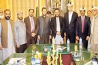 زرعی   بینک اور گلگت بلتستان حکومت  کا سیاحت کو فروغ دینے پر اتفاق