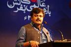 صوبے کی ثقافت اجاگرکرنے میں آرٹسٹ کااہم کردار،سردارشاہ