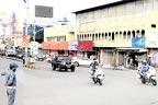 ڈی پی او سیالکوٹ کی قیادت میں پولیس کا فلیگ مارچ