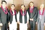 اشفاق احمد رضی پاکستان ٹیکس بار  کے بلامقابلہ نائب صدر منتخب