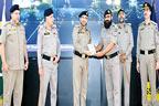 سینٹرل پولیس آفس اسلام آباد میں  نعت خوانی کے مقابلوں کا انعقاد