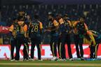 ٹی ٹونٹی ورلڈ کپ:سری لنکا نے آئرلینڈ کو شکست دیدی