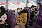 ہانگ کانگ میں 'نیند بس سروس' کا آغاز ہوگیا