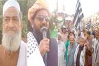 جمعیت علماء اسلام کے زیراہتمام مہنگائی کیخلاف احتجاج