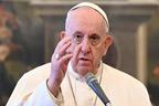 تارکین کیلئے لیبیا کے مراکز نازی  کیمپوں جیسے :پوپ فرانسس