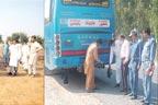 حافظ آباد:دھواں چھوڑنے والی گاڑیوں اور بھٹوں کیخلاف کارروائی