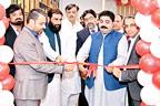 فیصل آباد شہر میں گرانہ ڈاٹ کام کے نئے دفتر کا افتتاح