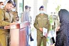 سی پی او راولپنڈی کی کھلی کچہری، سائلین کی دادرسی کاحکم