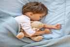 بچوں کی بھرپور نیند موٹاپے سے بچانے کے لئے کارگر