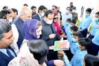 بزدار کا 6گھنٹے طویل دورہ فیصل آباد، 9ارب کے 81منصوبوں کا افتتاح ، سنگ بنیاد
