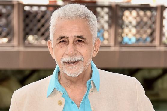بھارتی حکومت اپنے حق میں فلمیں بنواتی ہے :نصیر الدین