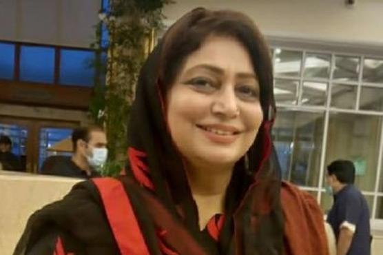 کنٹونمنٹ الیکشن ،خراب نتائج کے ذمہ دار محمود بشیر ورک ہیں :شازیہ فرید