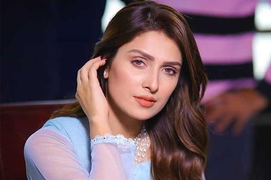 عائزہ خان نے مداحوں  کو خاندان کا حصہ قرار دی دیا