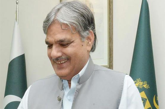 ن لیگ کے سابق وزیر برجیس طاہر  نیب لاہور میں پیش ،دو گھنٹے تحقیقات