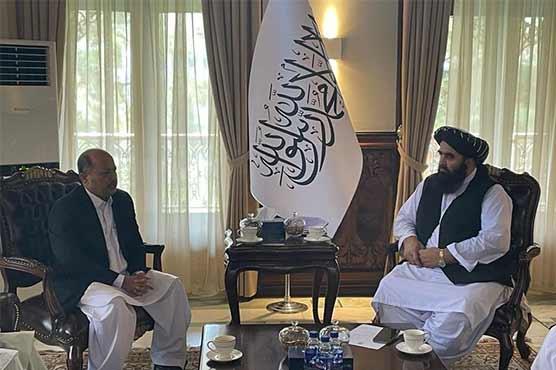 طالبان اب حکمران ہیں ، اس حقیقت کو سب تسلیم کرلیں : افغان وزیر خارجہ