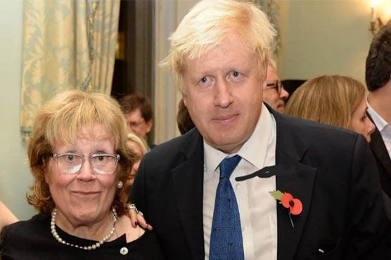 برطانوی وزیر اعظم کی  والدہ انتقال کر گئیں