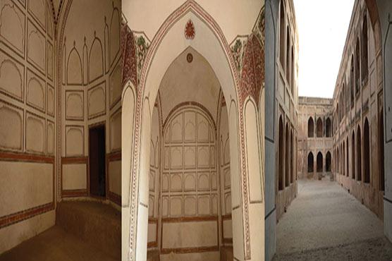 شاہی قلعہ:عالمگیری دروازہ،لوہ کے مندر کی بحالی مکمل