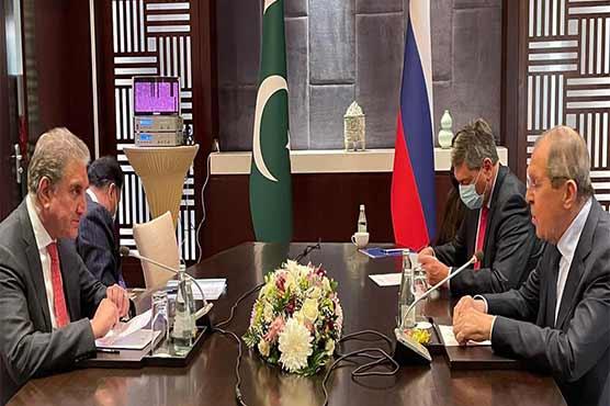 پاکستان ،روس ، چین کے وزرائے خارجہ کی ملاقات