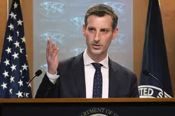 پاکستان نے تمام فریقوں پر مشتمل  افغان حکومت کی حمایت کی:امریکا