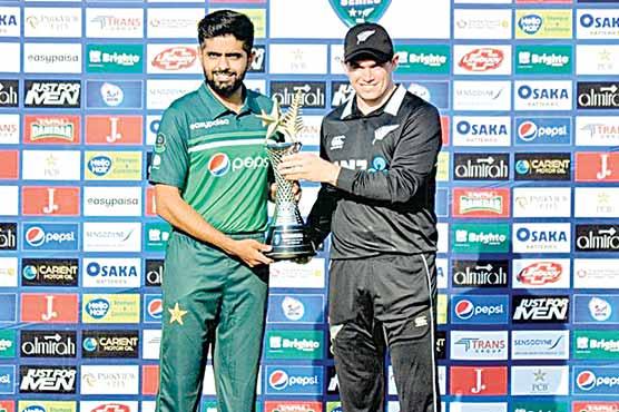 پاکستان 18سال بعد نیوزی لینڈ کی میزبانی کیلئے تیار