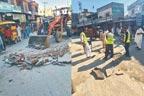 کارپوریشن کے افسروں کو شہریوں کی طرف سے بنائے غیر قانونی سپیڈ بریکر اور تجاوزات فوری ختم کروانے کا حکم