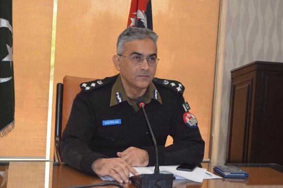 آر پی او کی پولیس افسران  کو اشتہاری،عدالتی مفروران  کیخلاف مہم میں تیزی کی ہدایت