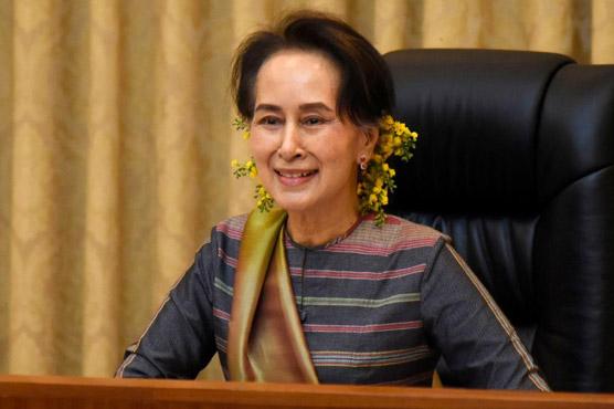 آنگ سان سو چی کیخلاف کرپشن  کیسز کی سماعت یکم اکتوبر سے ہوگی