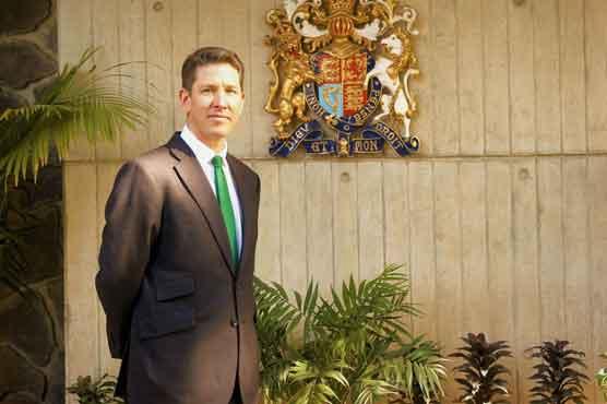 نیوزی لینڈ کا دور ہ منسوخ کرانے میں  ہمارا کردار نہیں:برطانوی ہائی کمشنر