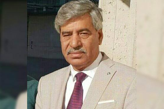 سینئر صحافی سی آر شمسی سپردخاک، شہباز شریف پارک میں نماز جنازہ